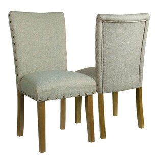 Strongylos Classic Parsons Chair (Set Of 2)