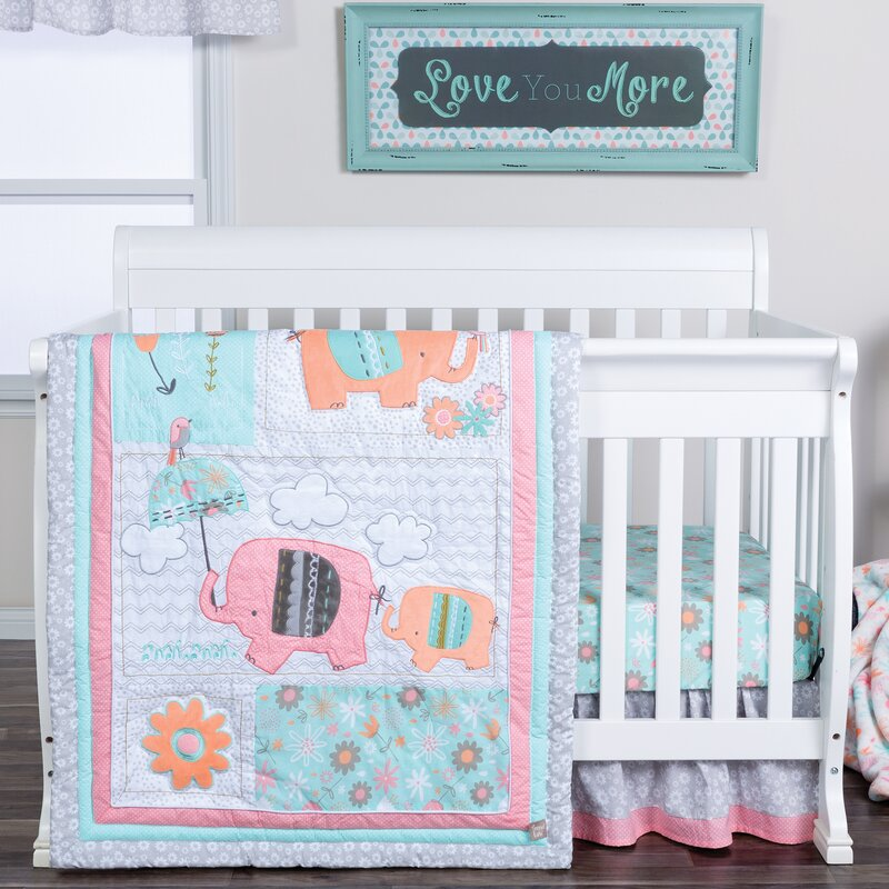 designs remodel set crib jojo excellent elephant piece amazing plan sweet bedding mod sets reviews