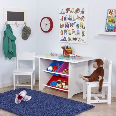 kids 39 table chair sets you 39 ll love wayfair. Black Bedroom Furniture Sets. Home Design Ideas