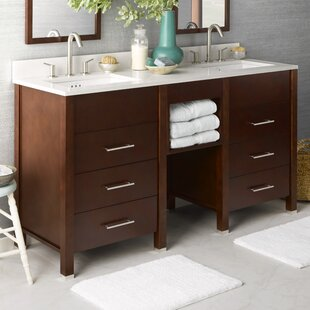 Small Double Sink Vanity Wayfair