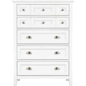 Sully 5 Drawer Chest by Viv + Rae