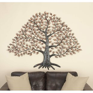 Metal Family Tree Wall Decor | Wayfair