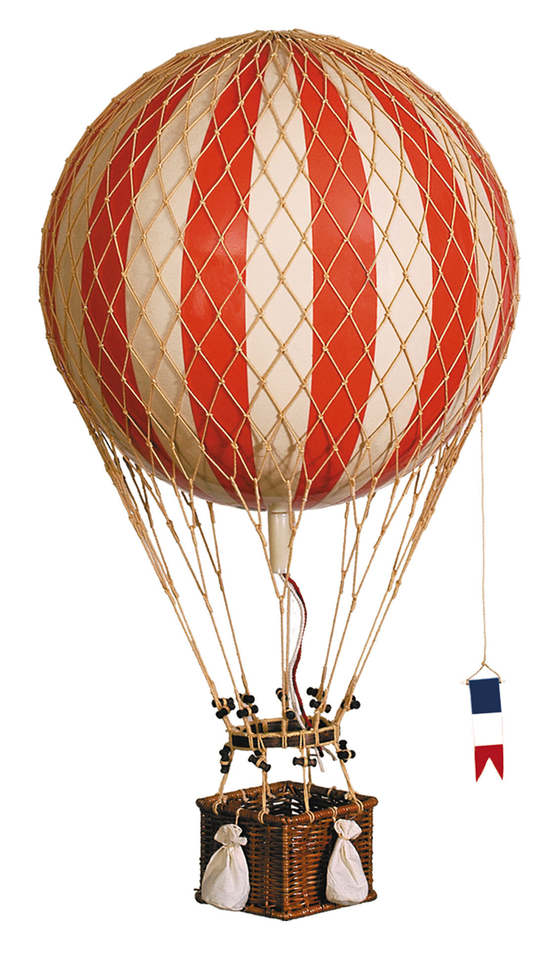 Viv Rae Katherine Aero Model Hot Air Balloon with Hand Knotted