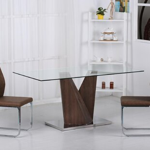 Luther Gl Dining Table