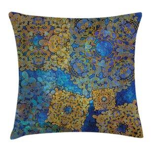 Moroccan Persian Motif Bohemian Pillow Cover