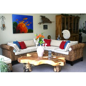 Naples Modular Sectional by Chic Teak