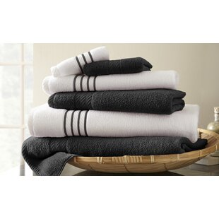 Black Bath Towels Youu0027ll Love | Wayfair