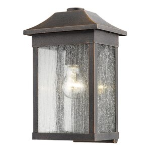 Astille 1-Light Outdoor Flush Mount