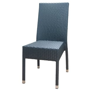Outdoor Rattan Side Chair  sc 1 st  Wayfair & Bloomingville Rattan Chair | Wayfair