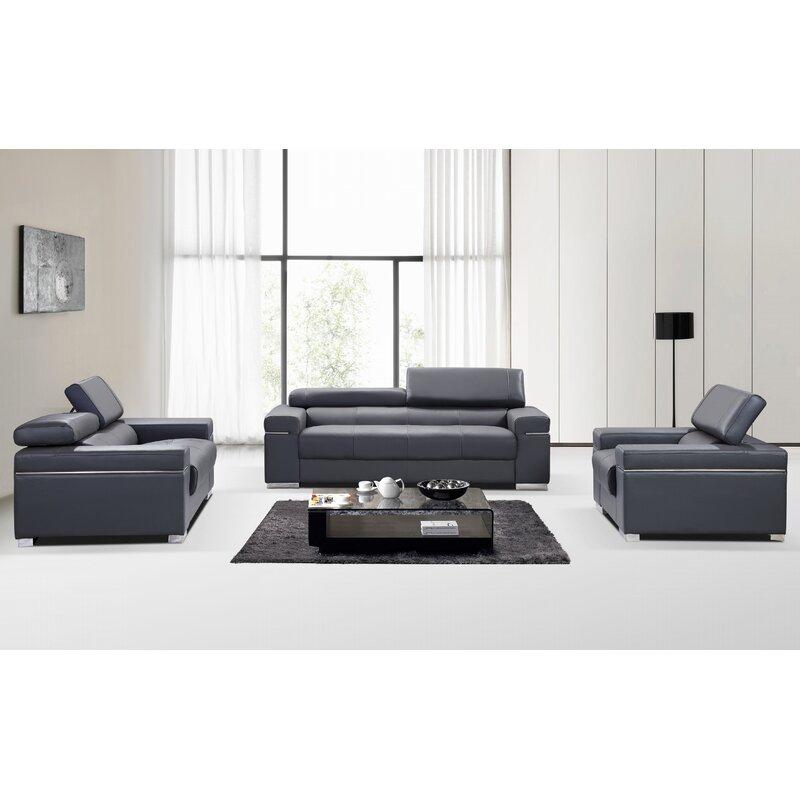 Wade Logan Orlando Configurable Living Room Set Amp Reviews