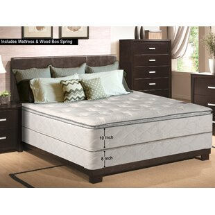 10 Firm Innerspring Mattress With Box Spring