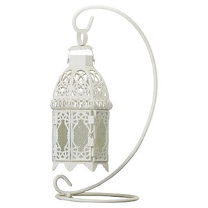 Forest Lace Candle Lantern