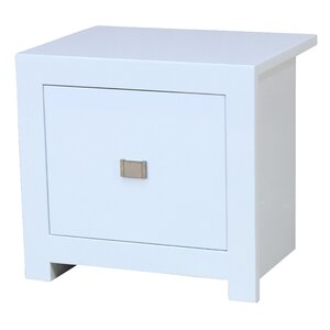 Nachttisch Sokoto mit Schublade von Heartlands Furniture