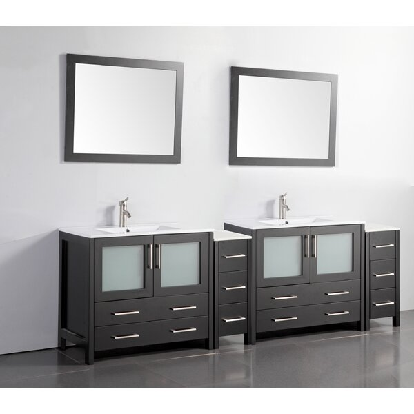 96 Inch Bathroom Vanity Home Depot: 96 Inch Double Vanity