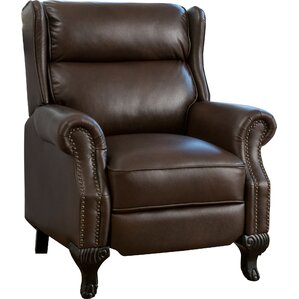 Collins Faux Leather Recliner  sc 1 st  Joss u0026 Main & Faux Leather Recliners | Joss u0026 Main islam-shia.org