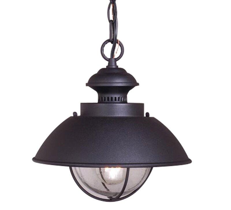 Inglewood 1 Light Outdoor Hanging Lantern
