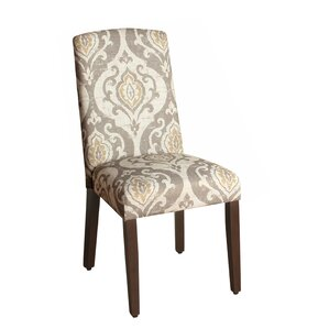 Neena Parsons Chair (Set of 2) by Bungalow Rose