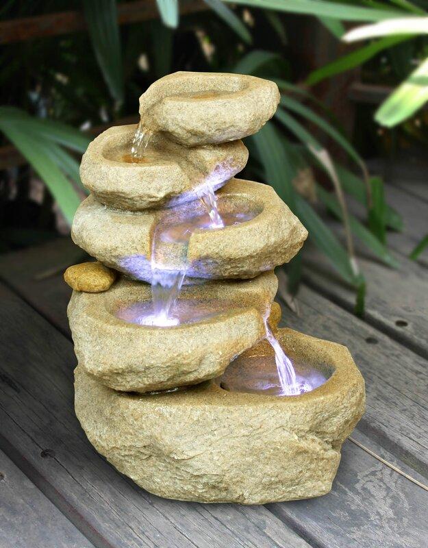 defaultname - Waterfall Fountain