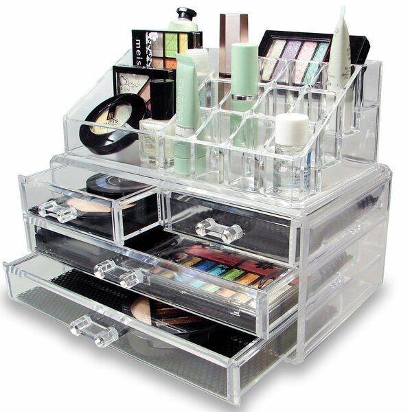 Makeup Organizers Youu0027ll Love | Wayfair