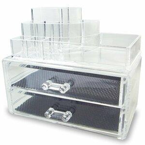 Jewelry and Storage Display Cosmetic Organizer