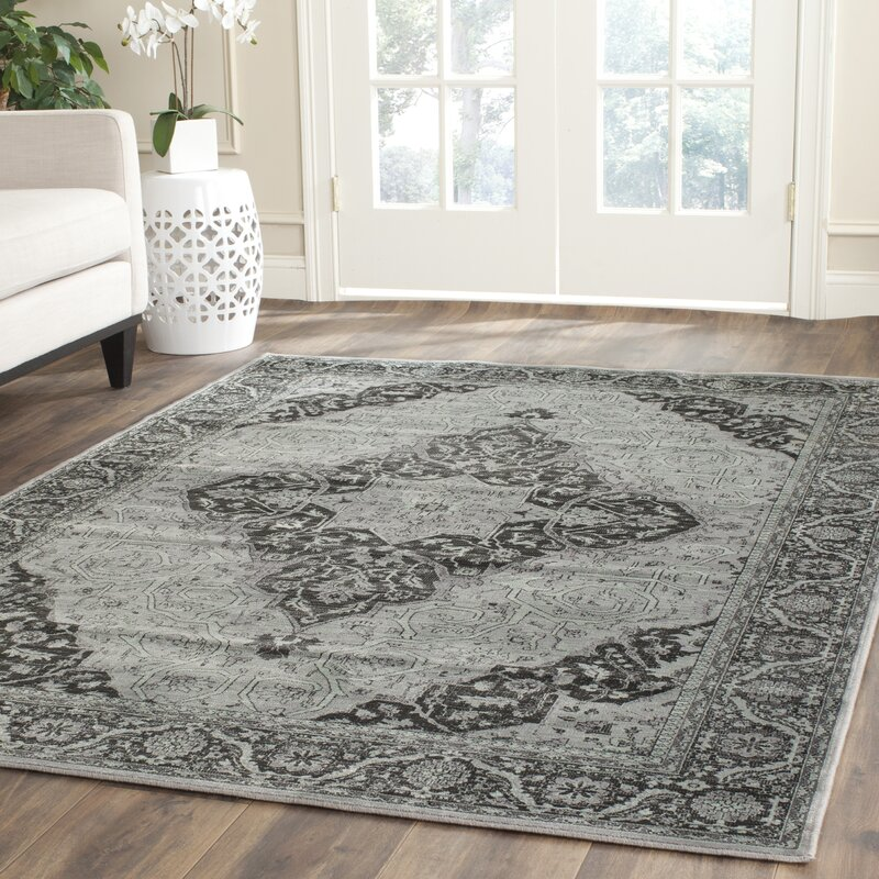 Holden Grey Area Rug