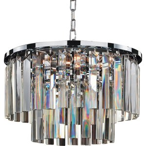 Timeless 5-Light Crystal Chandelier
