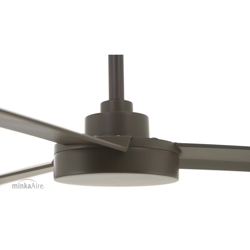Minka aire 52 roto 3 blade ceiling fan reviews wayfair 52 roto 3 blade ceiling fan aloadofball Choice Image