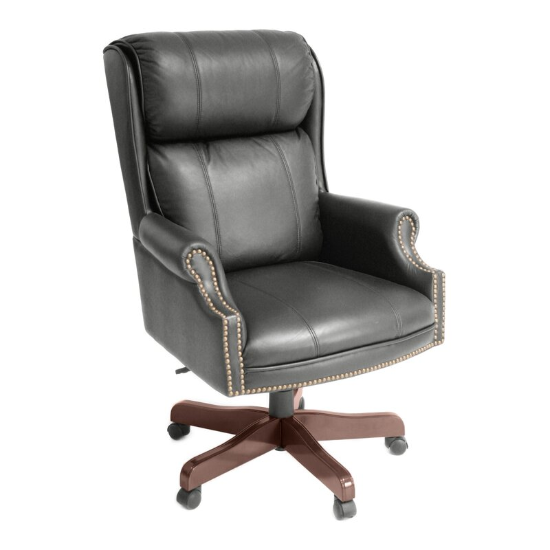 Ivy League HighBack Leather Executive Chair