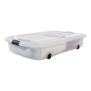Modular Plastic Underbed Storage ...  sc 1 th 225 & Modular Plastic Underbed Storage By IRIS | Compare Price