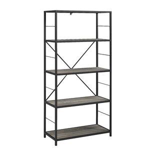 6e312d9803508 Modern   Contemporary Steel Bookcase