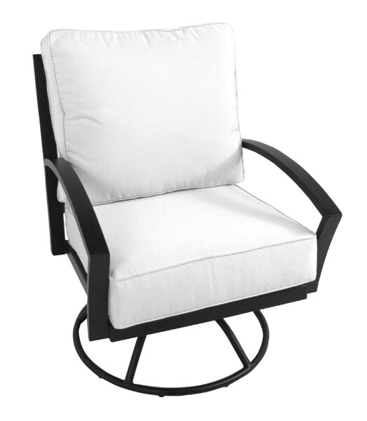 Meadowcraft Maddux Patio Chair With Cushion Wayfair