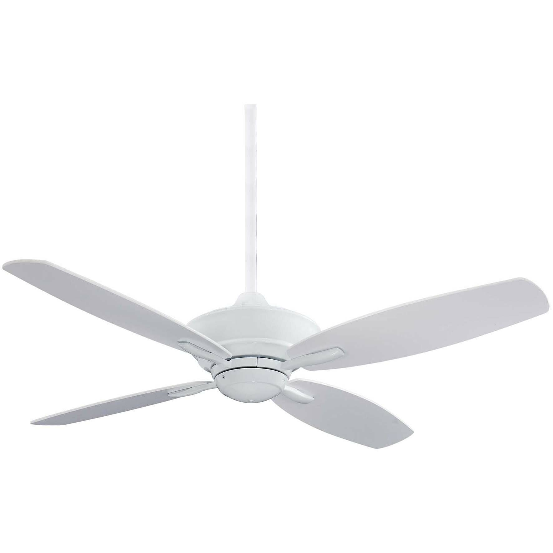 """Minka Aire 52"""" New Era 4 Blade Ceiling Fan with Remote & Reviews"""