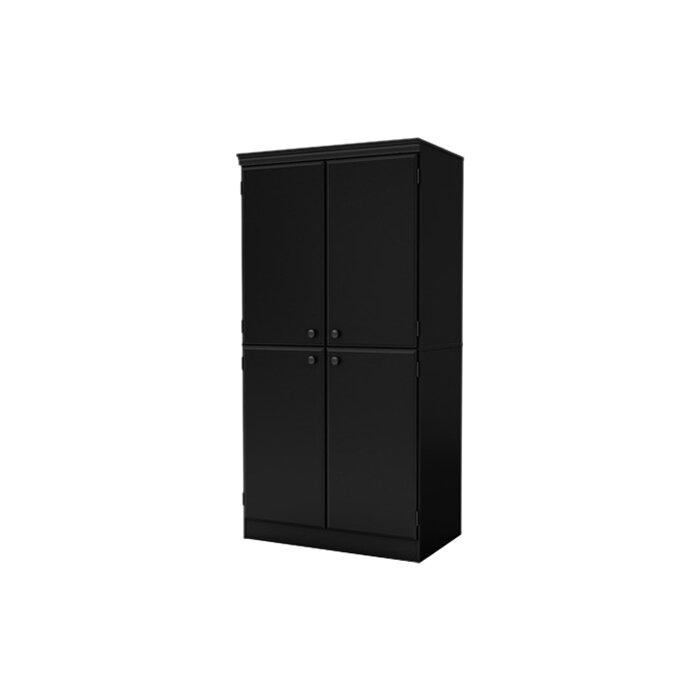 South Shore Morgan 4 Door Storage Cabinet & Reviews | Wayfair.ca