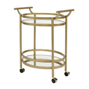 Dabrowski Bar Cart