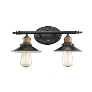 Baden-Powell 2-Light Vanity Light