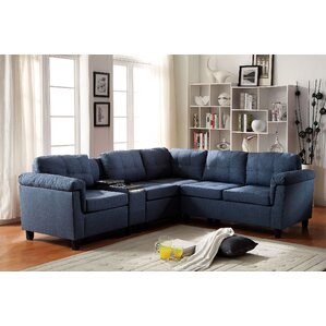 Cleavon Sectional by ACME Furniture
