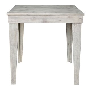 Torgerson Solid Wood Counter Height Pub Table