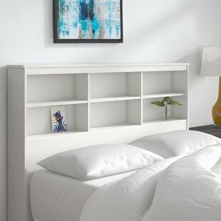Queen Shelf Headboard