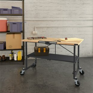 Butcher Block Office Desk | Wayfair