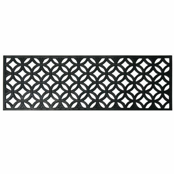 Rubber Cal, Inc. Azteca Indoor Outdoor Stair Tread Rubber Step Mat Set U0026  Reviews | Wayfair
