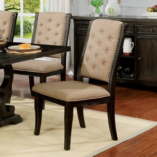Aurelius Upholstered Dining Chair (Set of 2)