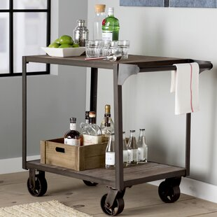 Incroyable Yellowstone Bar Cart