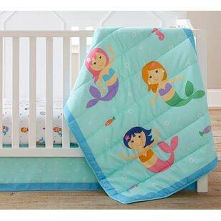 Mermaid Crib Set | Wayfair