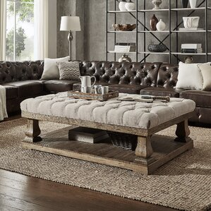 Gowans Coffee Table by Three Posts