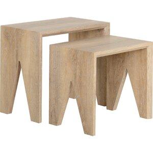 2-tlg. Satztisch-Set Alexandra von Fjørde & Co