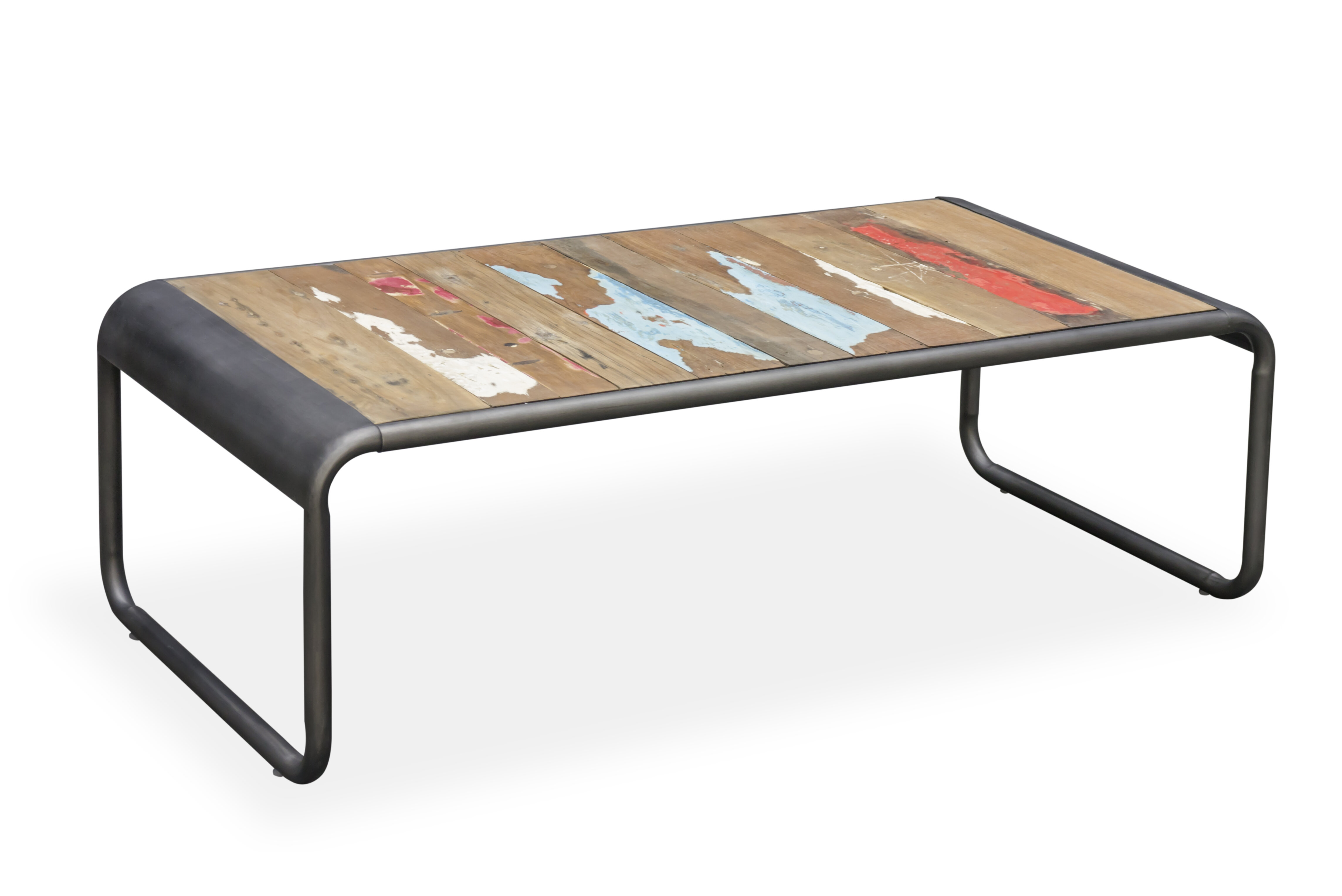Williston Forge Chaunte Recycled Boat Coffee Table | Wayfair.co.uk