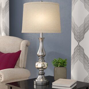 Table lamps youll love wayfair claudine 29 table lamp aloadofball Image collections