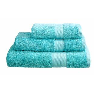 4 X Gestreift Hotel Qualität Ägyptische Baumwolle Malvenfarben Silber Handtuch Be Novel In Design Bath