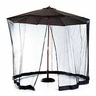 Singletary Outdoor Umbrella Mosquito Netting