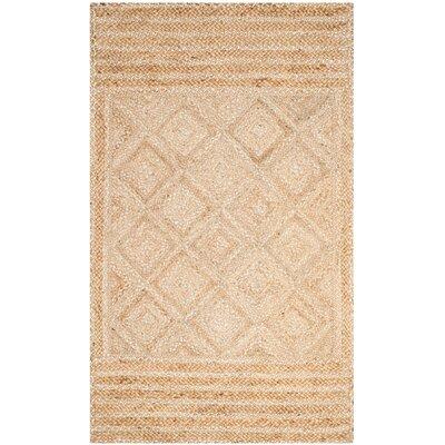 Chunky Natural Wool Jute Rug Wayfair